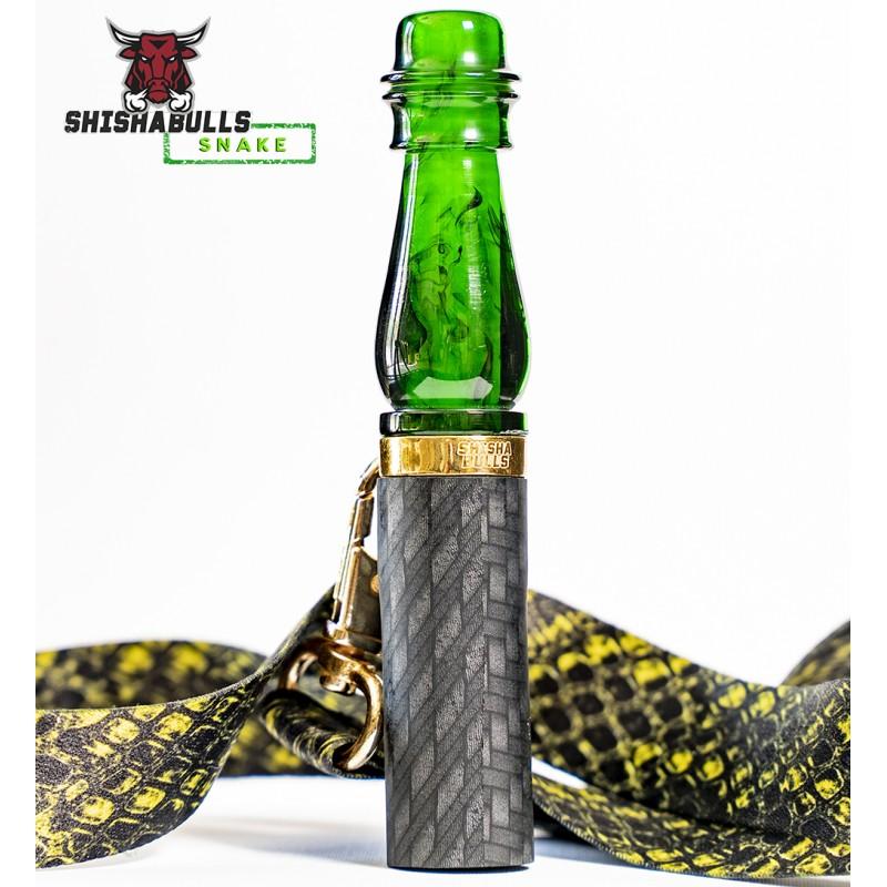 ShishaBulls - Kehribar Askılı Sipsi XL - Snake
