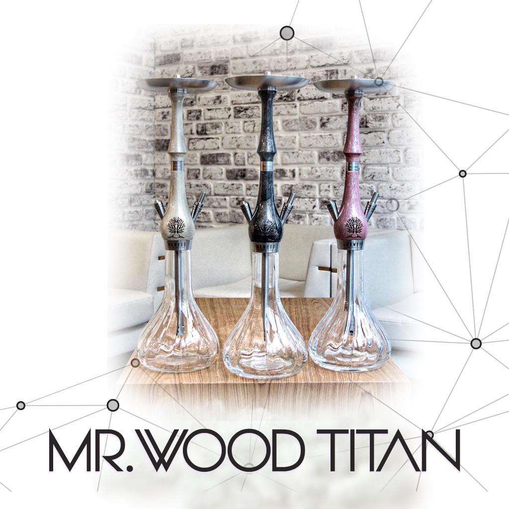 Mr.Wood Titan